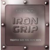 Презервативы Caution Wear IRON GRIP (узкие)