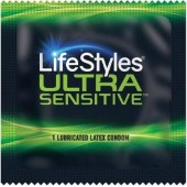 Презервативы LifeStyles Ultra Sensitive (ультратонкие)