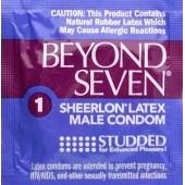 Презервативы Okamoto Beyond Seven Studded (точечные)