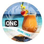 Презервативы ONE Island Punch (ароматизированные)