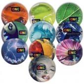 Презервативы ONE Color Sensations (разноцветные)