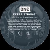 Презервативы ONE Extra Strong (прочные)