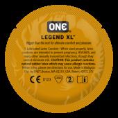 Презервативы ONE Legend XL (большие)